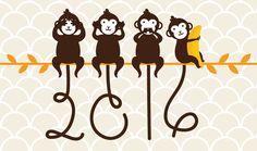 GONG XI FA CAI! Wszystkiego dobrego w roku Ogniestej Małpy! #chinesenewyear