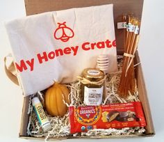 My Honey Crate Subscription Box Review My Honey Crate is a brand new monthly subscription box that is themed around bees and honey. So cool! They include raw honey from beekeepers and apiaries all over the US and other bee-inspired items. Yay for small business! I have never seen a box like this, and you … Read more...