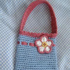 Cute Little Crochet Purse