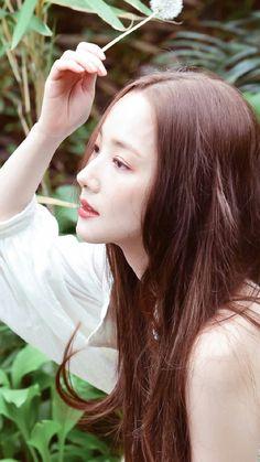 Most Beautiful, Beautiful Women, Park Min Young, Korean Star, Drama Queens, Korean Celebrities, Asian Beauty, Feminine, Singer