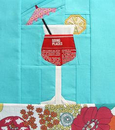 Summer Cocktail for Tamiko by #Charise Creates