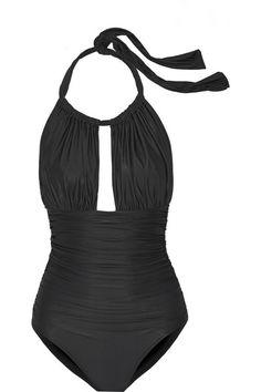 Lenny Niemeyer | Ruched cutout swimsuit | NET-A-PORTER.COM