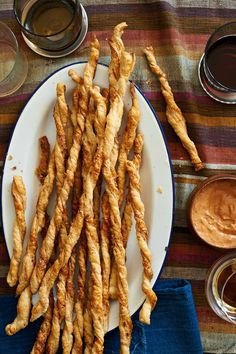 A CUP OF JO: Homemade Cheese Straws