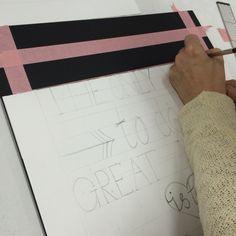#workshop #chalkboard bij www.vanonzetafel.nl