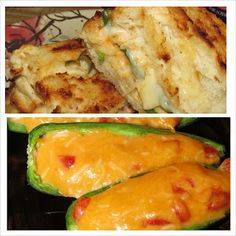 For the Love of Food: Meatless Monday: Pimento Cheese Stuffed Jalapeno Grilled Cheese Sandwich