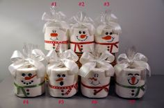 Embroidered Toilet Paper Snowman Toilet Paper Embroidered Snowman Gag Gift W Christmas Bathroom Decor, Office Christmas Decorations, Christmas Centerpieces, Christmas Projects, Holiday Crafts, Christmas Mood, Christmas Snowman, Kids Christmas, Christmas Ornaments