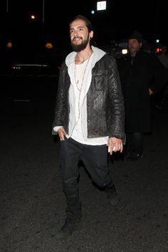 07.05.2015 Hollywood - Tom Kaulitz sortant du Blind Dragon WeHo