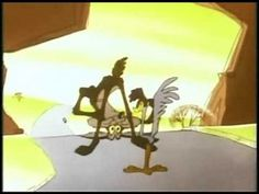 saturday morning cartoons merry melodies - WILEY COYOTE