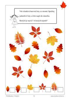 Pracovní listy pro předškoláky téma podzim | Školka-online Drake, Movie Posters, Art, Art Background, Film Poster, Kunst, Performing Arts, Billboard, Film Posters