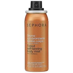 Sephora Tinted Self-tanning Body Mist 1.69 Fl Oz >>> You can get additional details at