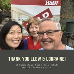 What a pleasure to be working for this lovely couple in the past 4 weeks - helping selling their family home of 34 years! Thank you & all the best. #sellinghouses #randwlindfield #northshore #lindfield #eastkillara #downsizing #jessicacao #realestateagent