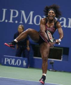 25 Badass Photos Of Serena Williams Dominating 2015 Serena Williams Bikini, Serena Williams Photos, Serena Williams Tennis, Venus And Serena Williams, Sport Top, Tennis Players Female, West Palm Beach, Athletic Women, Female Athletes