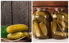 Cea mai bună rețetă de castraveți murați în saramură este foarte simplă și garantează un rezultat excelent, cu un gust la fel ca la mama acasă. Un secret face ca murăturile să se mențină crocante. Ca să iasă gustoși și crocanți, castraveții se pun la murat în saramură când este mai răcoare afară, adică în … Pickles, Cucumber, Good Food, Pickle, Healthy Food, Zucchini, Yummy Food, Pickling