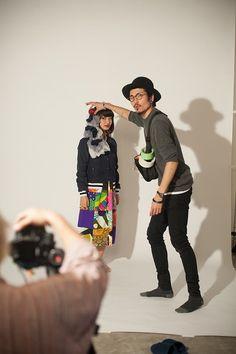 【バンタンデザイン研究所】Sony Music Artists所属「ワタナベマユ」さん衣装制作プロジェクトの撮影現場をレポート!衣装の人気投票もスタート!