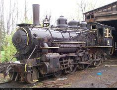 RailPictures.Net Photo: 14 Arcade & Attica Railroad Steam 4-6-0 at Arcade, New York by J.D. Gallaway: