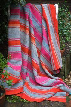 Vintage Bolivian Frazada/Frasada blanket, Aymara weaving, Quechua Phullu, Cama, Andean rug,Throw blanket by fatlama on Etsy