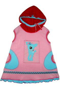 Kinderkleidung,Mädchen Fleece Tunika