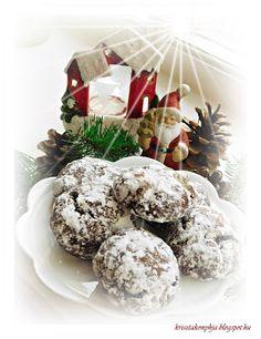 Kriszta konyhája- Sütni,főzni bárki tud!: Csokoládés mézes puszedli ( paleo )