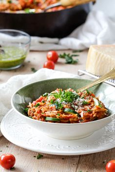 One-Pot Italian Chicken and Orzo | Community Post: 15 One-Pot Meals That Are As Easy As They Are Delicious
