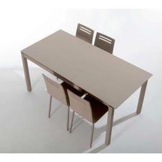 Mesa cocina 110x70 extensible porcelanico bailen