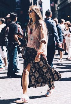50 Outfit Ideas Fashion Girls Are Obsessing Over Right Now   WhoWhatWear Pinterest: KarinaCamerino