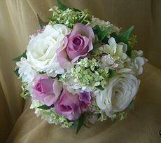 Hydrangea Wedding Bouquets | Bouquet rental: $20.00 brides bouquets/$10.00 bridesmaid bouquets