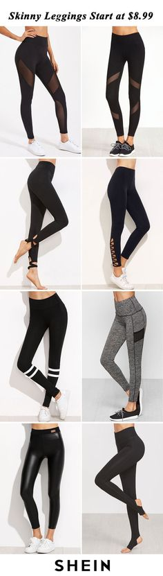91ac1a27dd83f Skinny leggings starts at  8.99! Trendy Outfits