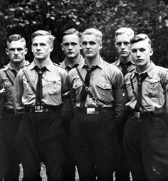 Hugo Boss Hugo Boss was a member of the Nazi Party and in 1928 became an official supplier of uniforms organizations within the National Socialist party, including the Hitler Youth, Sturmabteilung (paramilitary), and the SS.