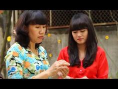 Chương trình Hoa tay - HTV4: Bánh trái cây đậu xanh - YouTube