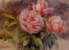 Roses - Renoir Pierre-Auguste