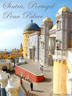 Pena Palace Day Trip Sintra Portugal - Adventures of a London Kiwi