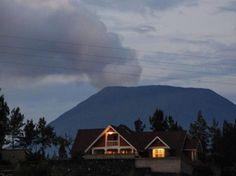Mount Nyarigongo, Democratic Republic of the Congo