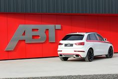 ABT Sportsline #Audi RS Q3  #cars #sportscar #cartuning #luxury #suv #crossover  More ABT Sportsline >> http://www.motoringexposure.com/aftermarket-tuned/