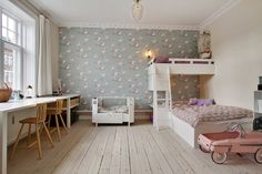 Children's room sleeping three - Desk - Via Rebuçado Acido