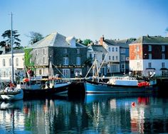 Padstow Cornwall