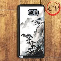 Painting Ink Samsung Galaxy Note 5 Case