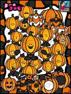 Pumpkin Clipart Bundle