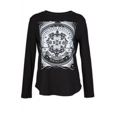 RELAXED PRINTED TEE Printed, Tees, Fall, Long Sleeve, Sleeves, Sweaters, Mens Tops, T Shirt, Shopping