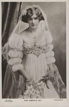 1906 bride