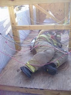 Easy to Build Props – Fire Engineering Training Community Firefighter Workout, Firefighter Training, Firefighter Family, Firefighters Wife, Firemen, Fire Ready, Fire Hall, Fire Training, Volunteer Fire Department