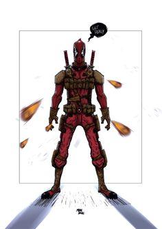Deadpool- Mijail Arias