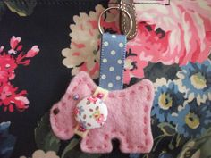 Bag Charms for 'CATH KIDSTON BAGS'. £4.00 EACH PLUS P.