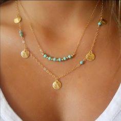 ✨Multilayer Chain Necklace✨ Multilayer Chain Necklace ✨  Jewelry Necklaces
