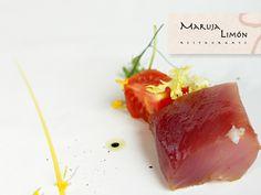 Menú degustación en Maruja Limón, el único restaurante de Vigo con estrella Michelín