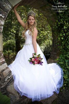 Ross Priory Bridal Shoot