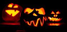 #Happy #Halloween: So #schnitzen Sie einen #Grusel #Kuerbis...