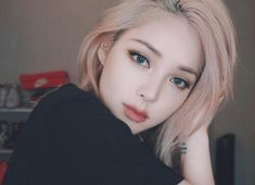 Pony Park hye min make up ♥ ♥ ♥ Korean Makeup Look, Korean Makeup Tips, Korean Makeup Tutorials, Chinese Makeup, Korean Beauty Tips, Asian Beauty, Beauty Makeup, Eye Makeup, Hair Beauty
