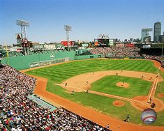 Fenway Park New Seats Boston Red Sox Framed Photo Picture #2122