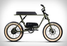 The Coast Cycles' Buzzraw The extrovert of extroverts, the belt-driven Buzzraw is your ultimate unconventional commuter! Electric Bicycle, Electric Cars, Electric Vehicle, 450 Euro, Fat Bike, Vintage Stil, Mini Bike, Bike Design, Maserati