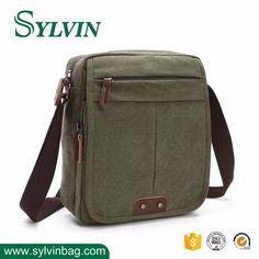 Cheap Men's Canvas Shoulder Messenger Sling Bags Wholesaler